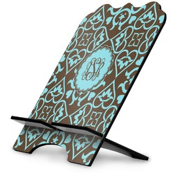 Floral Stylized Tablet Stand (Personalized)