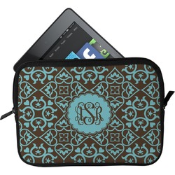 Floral Tablet Case / Sleeve - Small (Personalized)