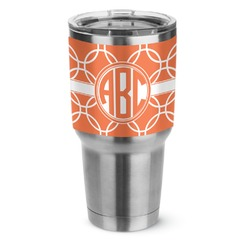 Linked Circles Stainless Steel Tumbler - 30 oz (Personalized)