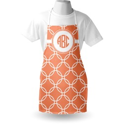 Linked Circles Apron (Personalized)