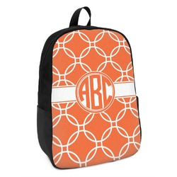 Linked Circles Kids Backpack (Personalized)