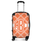 Linked Circles Suitcase (Personalized)