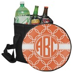Linked Circles Collapsible Cooler & Seat (Personalized)