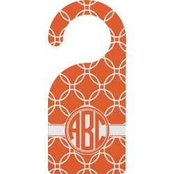 Linked Circles Door Hanger (Personalized)