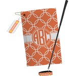 Linked Circles Golf Towel Gift Set (Personalized)