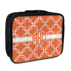 Linked Circles Insulated Lunch Bag (Personalized)