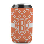 Linked Circles Can Sleeve (12 oz) (Personalized)