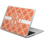 Linked Circles Laptop Skin - Custom Sized (Personalized)