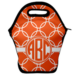 Linked Circles Lunch Bag (Personalized)