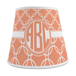 Linked Circles Empire Lamp Shade (Personalized)