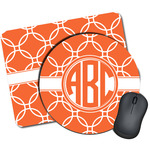 Linked Circles Mouse Pads (Personalized)