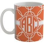 Linked Circles Coffee Mug (Personalized)