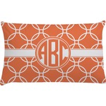 Linked Circles Pillow Case (Personalized)