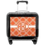 Linked Circles Pilot / Flight Suitcase (Personalized)