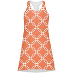 Linked Circles Racerback Dress (Personalized)