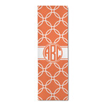 Linked Circles Runner Rug - 3.66'x8' (Personalized)