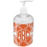 Linked Circles Soap / Lotion Dispenser (Personalized)