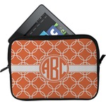 Linked Circles Tablet Case / Sleeve (Personalized)