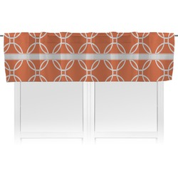 Linked Circles Valance (Personalized)