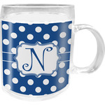 Polka Dots Acrylic Kids Mug (Personalized)