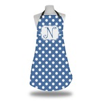 Polka Dots Apron (Personalized)