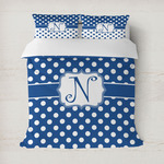 Polka Dots Duvet Cover (Personalized)