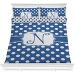 Polka Dots Comforters (Personalized)