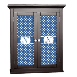 Polka Dots Cabinet Decal - Small (Personalized)