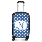 Polka Dots Suitcase (Personalized)