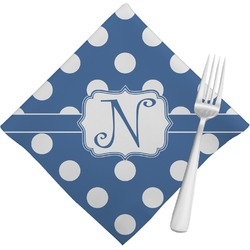 Polka Dots Napkins (Set of 4) (Personalized)