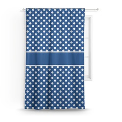 Polka Dots Curtain (Personalized)