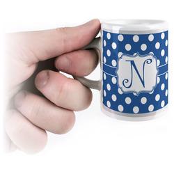 Polka Dots Espresso Cups (Personalized)