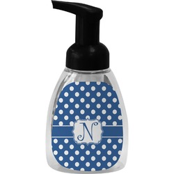 Polka Dots Foam Soap Dispenser (Personalized)
