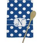 Polka Dots Kitchen Towel - Full Print (Personalized)
