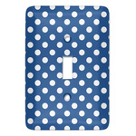 Polka Dots Light Switch Covers (Personalized)