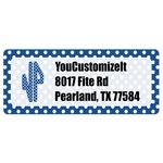 Polka Dots Return Address Labels (Personalized)
