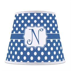 Polka Dots Empire Lamp Shade (Personalized)