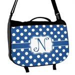 Polka Dots Messenger Bag (Personalized)