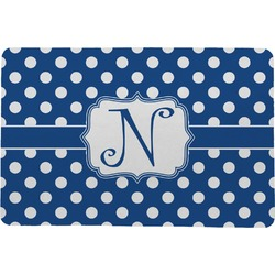 Polka Dots Comfort Mat (Personalized)