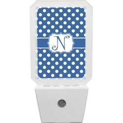 Polka Dots Night Light (Personalized)