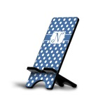 Polka Dots Cell Phone Stands (Personalized)
