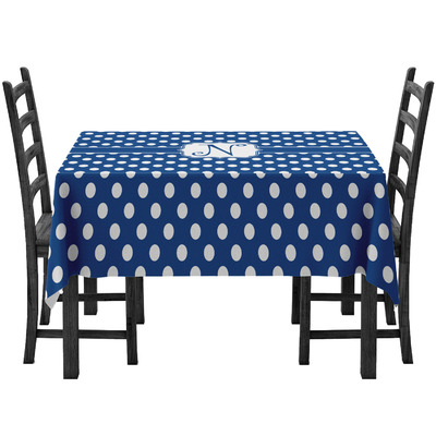 Polka Dots Tablecloth (Personalized)