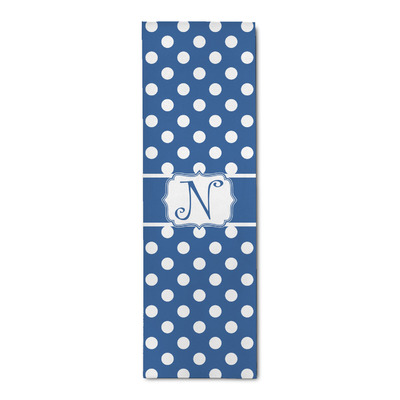 Polka Dots Runner Rug - 3.66'x8' (Personalized)