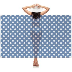 Polka Dots Sheer Sarong (Personalized)
