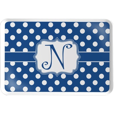 Polka Dots Serving Tray (Personalized)