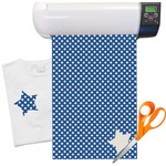 Polka Dots Heat Transfer Vinyl Sheet (12