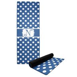 Polka Dots Yoga Mat (Personalized)