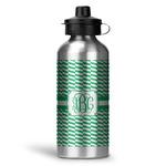 Zig Zag Water Bottle - Aluminum - 20 oz (Personalized)