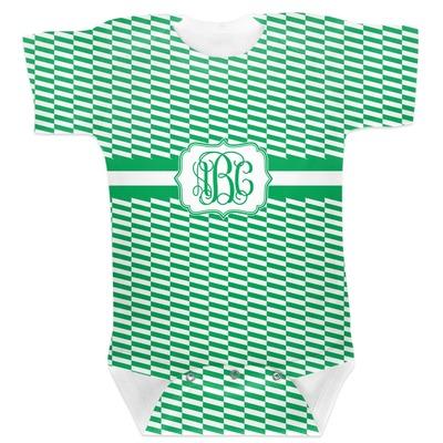 Zig Zag Baby Bodysuit (Personalized)