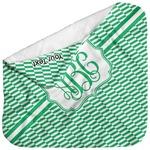 Zig Zag Baby Hooded Towel (Personalized)